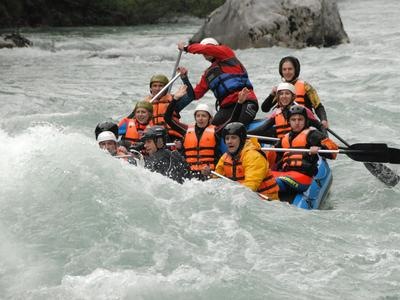 4 day trip rafting down Tara River and offroad safari in Foca