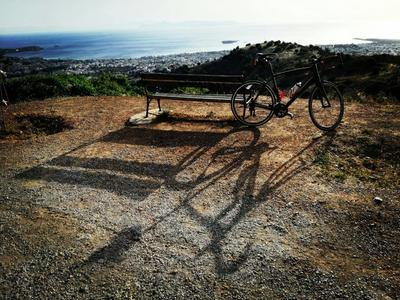 Mountain bike tours in Parnitha, Athens