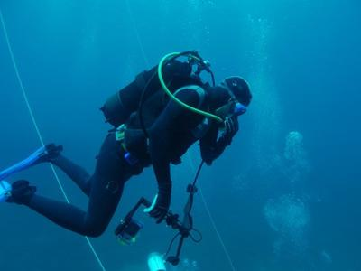 Scuba Diving: PADI Open Water diving course in Nafplio