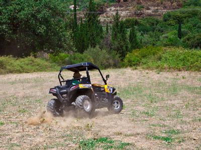 Quad/buggy tours around Kefalonia