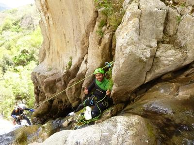 Alcantara Gorge Canyon in Sicily