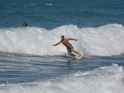 Surfing day trip from Chania, Crete