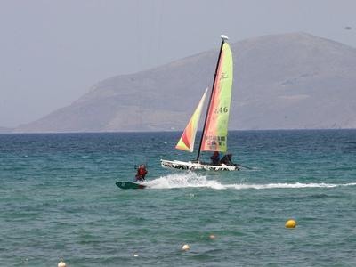 Sailing: Catsailing course in Mastichari, Kos