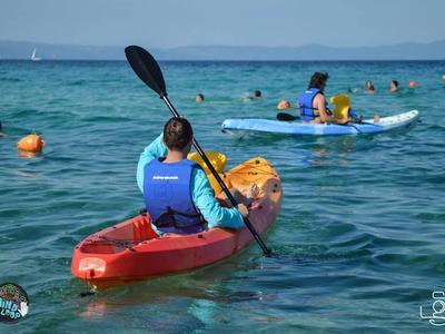 Sea Kayaking: Sea kayak tours in Epanomi, Thessaloniki