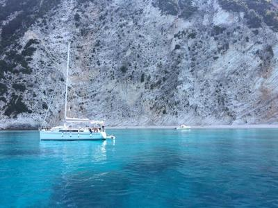 Sailing cruise in Lefkas, Ithaca and Kefalonia