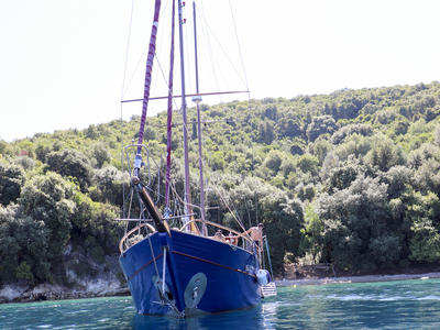 Daily sailing tour in Corfu