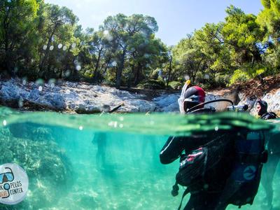 Discover Scuba Diving in Skopelos