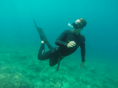 Freediving: Discover freediving course in Dubrovnik