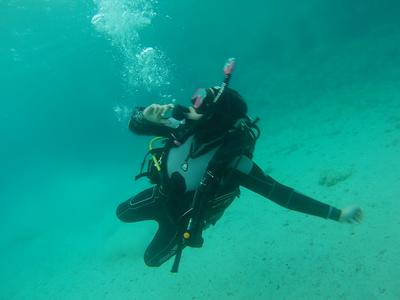 Fun Dive for Certified Divers, near Athens