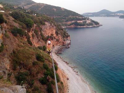 Zip line coastal adventure in Dubrovnik