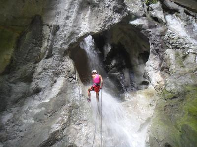 Canyoning at Nevidio Gorge in Durmitor National Park