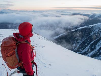 Hiking Excursion & Ice Climbing in Rila Mountains near Sofia