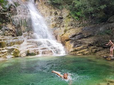 Hiking / Trekking: River Trekking in Mount Olympus, Greece