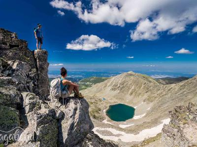 Hiking Excursion in Rila Mountains & 7 Rila Lakes near Sofia