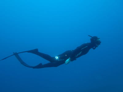 Freediving: Discover Freediving in Kefalonia