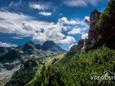 Climbing & Via Ferrata in Rila Mountains near Sofia