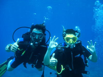 Diving courses  in Kefalonia