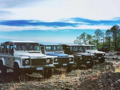 Jeep Tour on Mount Etna, Sicily
