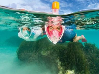 Snorkeling along the Ionian Coast from Marina di Gioiosa Ionica