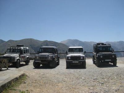 All-inclusive Jeep Tour in the White Mountains of Crete, Chania