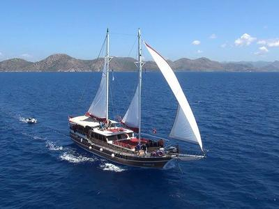 Adventure Diving Cruise for 7 Nights from Marmaris to Selimiye