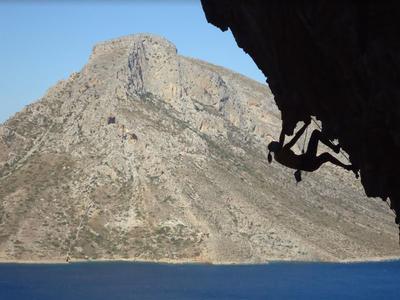 Private Rock Climbing Coaching in Kalymnos