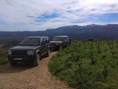All-inclusive Jeep Tour to Traditional Olive Mill & Winery in Chania