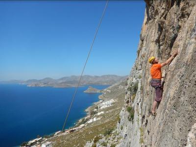 Kalymnos Intermediate Climbing Course