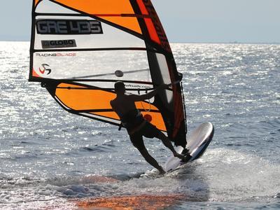 Windsurfing: Windsurfing Lessons near Thessaloniki