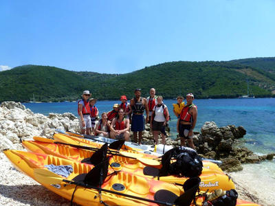 Sea Kayaking Excursion to Agios Ioannis