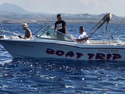 Snorkelling Boat Tour in Heraklion