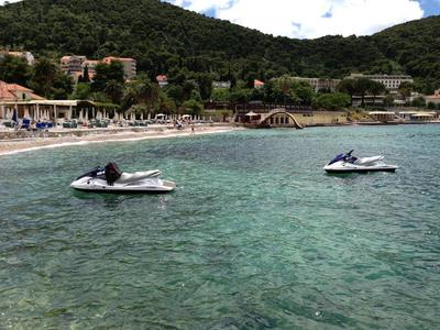 Jet ski rental on Titova Villa Beach, Dubrovnik