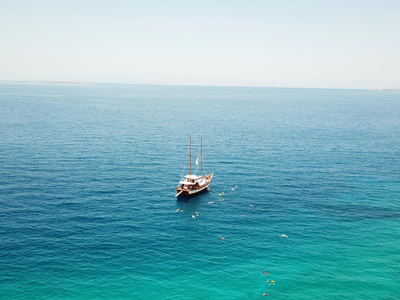 Unique sailing trip from Athens