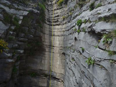 Canyoning trips in Crete
