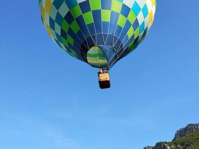 Bungee Jump from a Hot Air Balloon over the legendary Belogradchik Rocks