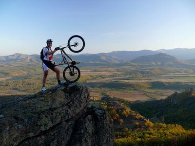 Mountain Biking on the Balkans from Sofia