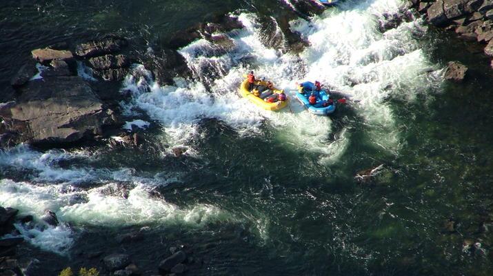 Rafting-Hardangervidda National Park-Rafting down the Numedalslågen in Dagali, Norway-2