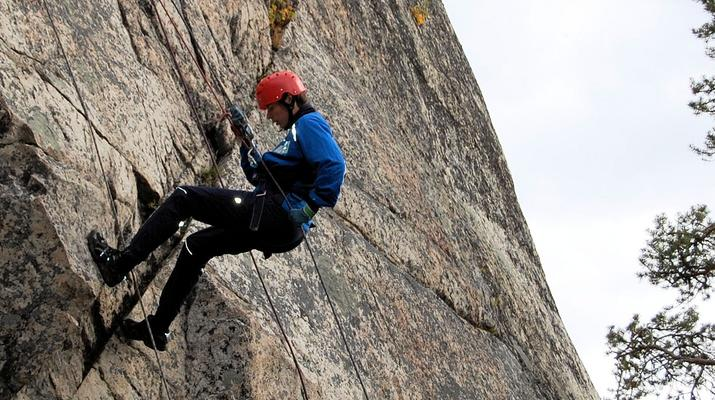 Abseiling-Hardangervidda National Park-Abseiling excursion in Dagali, Norway-2