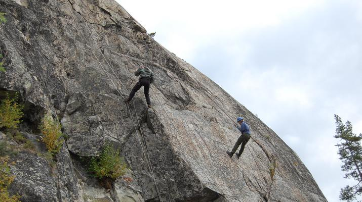 Abseiling-Hardangervidda National Park-Abseiling excursion in Dagali, Norway-5