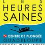 Les Heures Saines Plongée-logo