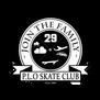 P.L.O Skate Club-logo