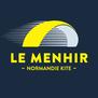 Le Menhir Normandie Kite-logo
