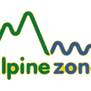 Alpine Zone-logo