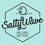 Salty Wave Surf School-logo