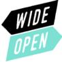 Wide Open-logo