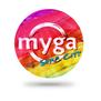 Myga Surf City-logo